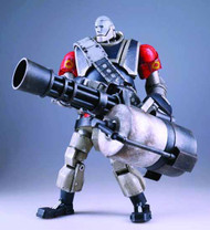 Team Fortress 2 Robot Heavy Figure Red Version -- NOV132187