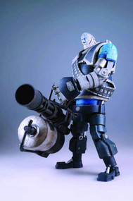 Team Fortress 2 Robot Heavy Figure Blue Version -- NOV132188