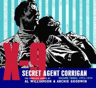 X-9 Secret Agent Corrigan HC Vol 03 -- APR120407
