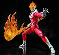 Ultraman Zero Glen Fire Ultra-Act Action Figure -- NOV132197