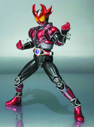 Kamen Rider Agito Burning Form S.H.Figuarts Action Figure -- NOV132200