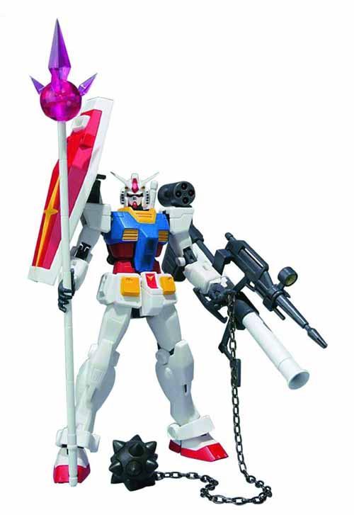 Robot Spirits MSG Side Ms Gundam Action Figure HP Edition -- NOV132208