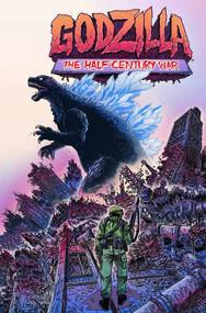 Godzilla Half Century War TPB -- NOV132216