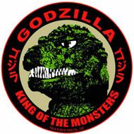 Godzilla King Of The Monsters Woven Patch -- NOV132224