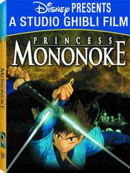 Princess Mononoke DVD -- NOV132229