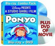 Ponyo BD + DVD -- Disney -- NOV132232