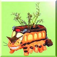 My Neighbor Totoro Cat Bus Running Planter Cover -- NOV132235