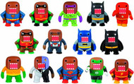 Pop Domo + DC Comics Mysterio Minis 24-Piece Disp -- NOV132238