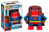 Pop Domo + DC Comics Superman Vinyl Figure -- NOV132244