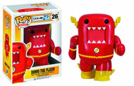 Pop Domo + DC Comics Flash Vinyl Figure -- NOV132248