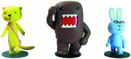 Domo & Friends Figure Set -- NOV132253