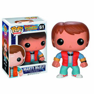 Pop Back To The Future Marty Vinyl Figure -- NOV132262