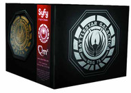 Battlestar Galactica Coaster Set -- NOV132267