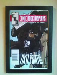 Comic Book Display Graded Disp Frame Black Assortment -- NOV132273