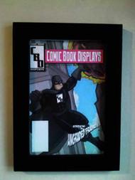Comic Book Display Ungraded Disp Frame Blk Assortment -- NOV132274
