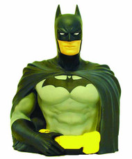Batman Bust Bank -- Dark Knight DC Comics -- NOV132277