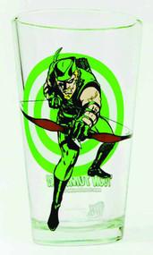Toon Tumblers Green Arrow Pint Glass -- DC Comics -- NOV132289