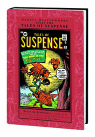 MMW Atlas Era Tales Of Suspense HC Vol 04 -- APR120688