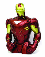 Iron Man Bust Bank -- Avengers Marvel Comics -- NOV132302