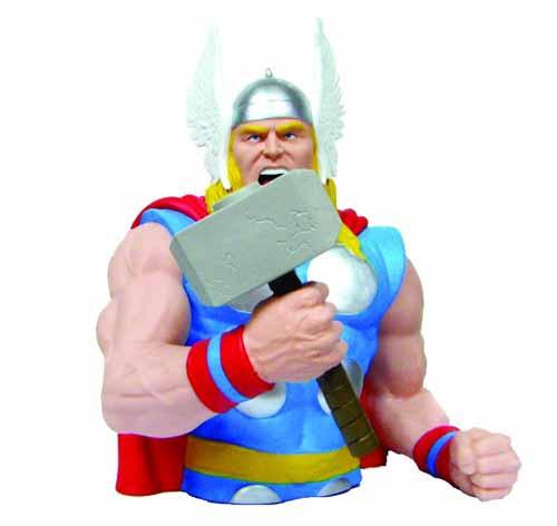 Thor Bust Bank -- Avengers Marvel Comics -- NOV132304