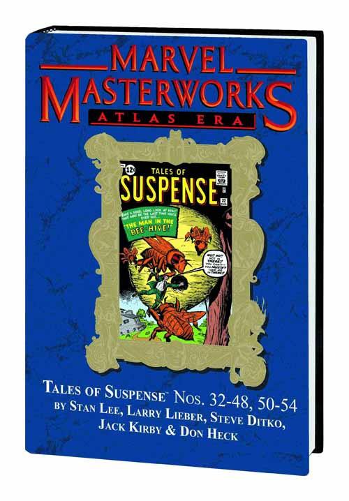 MMW Atlas Era Tales Of Suspense HC Vol 04 DM Variant 186 -- APR120689