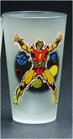 Toon Tumblers Warlock Pint Glass -- Marvel Comics -- NOV132318