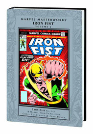 MMW Iron Fist HC Vol 02 -- APR120690
