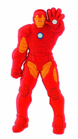 Iron Man Soft Touch Car Magnet -- Avengers Marvel Comics -- NOV132323