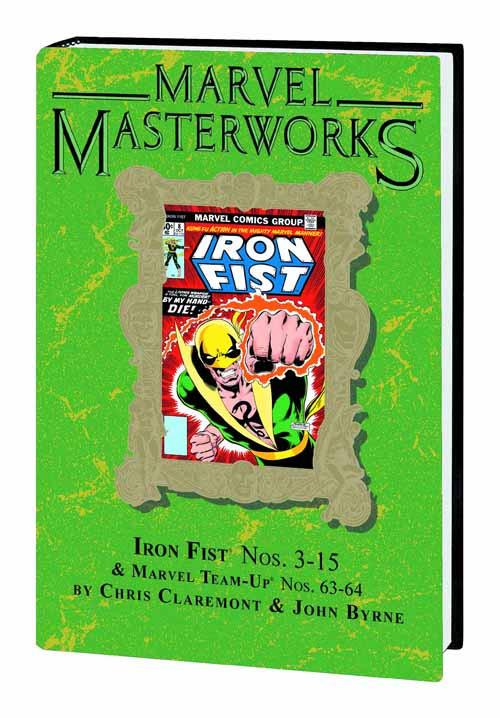 MMW Iron Fist HC Vol 02 Dm Variant Edition 185 -- APR120691