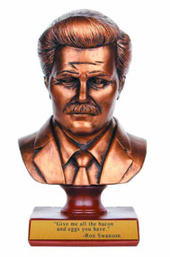 Parks And Recreation Ron Swanson Bust -- NOV132353