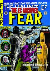 EC Archives Haunt Of Fear HC Vol 01 -- APR121110