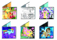 My Little Pony Super Wally 24-Piece Wallet Assortment -- NOV132375