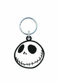 Nightmare Before Christmas NBX Jack Head PVC Keyring -- NOV132381