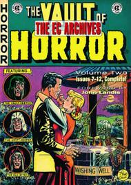 EC Archives Vault Of Horror HC Vol 02 -- APR121111