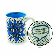 Our Name Is Mud Super Hero Mug -- NOV132387
