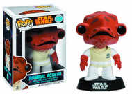 Pop Star Wars Admiral Ackbar Vinyl Figure -- NOV132425