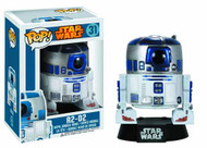 Pop Star Wars R2-D2 Vinyl Figure -- NOV132427