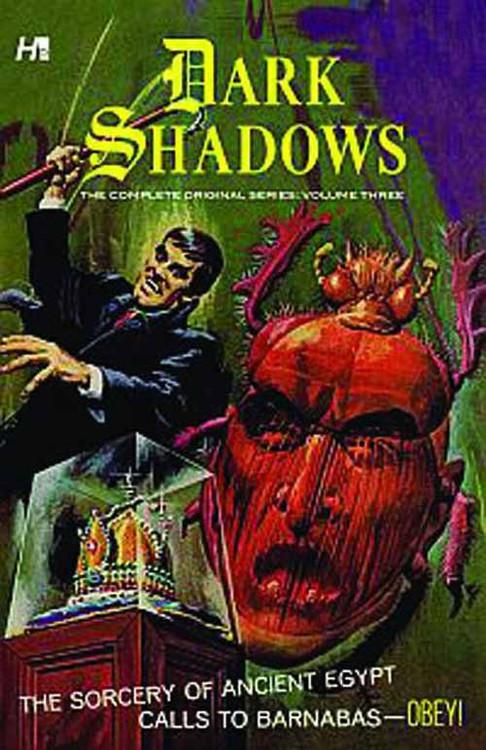 Dark Shadows Complete Series HC Vol 03 -- APR121115