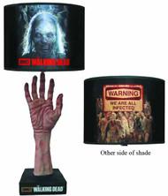 Walking Dead Table Lamp -- Robert Kirkman -- NOV132453
