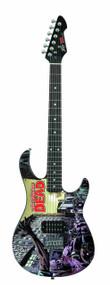 Walking Dead #78 PX Rockmaster Electric Guitar -- Kirkman -- NOV132454