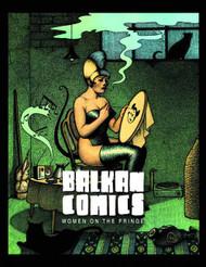 Balkan Comics Women On The Fringe HC -- APR121149