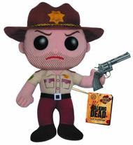 Walking Dead Rick Grimes 7 Inch Plush -- Robert Kirkman -- NOV132467