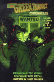 Green Hornet Chronicles Limited Edition HC -- APR121156