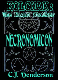 Kolchak Necronomicon HC -- APR121157