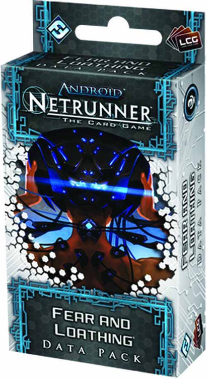 Android Netrunner LCG Fear And Loathing Data Pack -- NOV132514