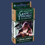 Game Thrones LCG A Hidden Agenda Chapter Pack -- NOV132517