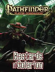 Pathfinder Player Companion Bastards Of Golarion -- NOV132533