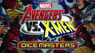 Marvel Dice Masters Avengers Vs X-Men 60 Ct Grav Feed -- NOV132536