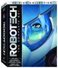 Robotech The Complete Set DVD -- NOV132574
