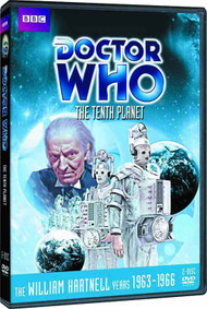 Doctor Who The Tenth Planet DVD -- NOV132585
